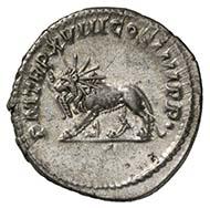 Caracalla, Roman emperor 198-217, antoninianus (= double denarius), silver (5.1 g)