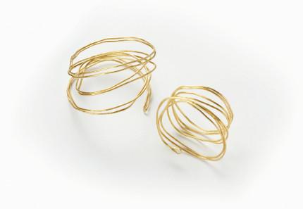 Auch in Gessel wurden Goldspiralen mit einer Reinheit von über 90 % gefunden, die denen der Sammlung Degussa stark ähneln.