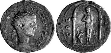 Coin of Ptolemais.