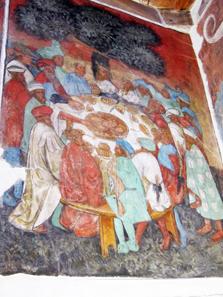 Die Ritter der Tafelrunde des König Artus. Foto: KW.