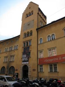 Das Stadtmuseum von Bozen - mit einer Sammlung, die einem Landesmuseum würdig wäre. Foto: KW.