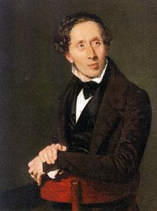 Hans Christian Andersen (1805-1875).