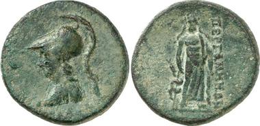 Pergamon. Bronze, nach 133. Gorny & Mosch 196 (2011), 1613.