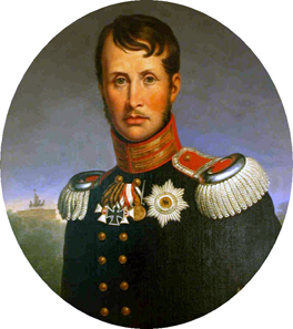 Frederick William III. Source: Wikipedia.
