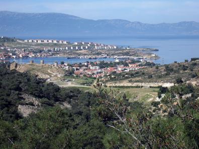 Bucht von Foca. Foto: KW.