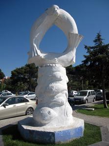 Statue. Foto: KW.