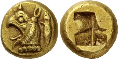 Phokaia. Hekte, ca. 625-622. Lanz 151 (2011), 471.