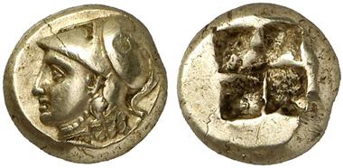 Phokaia. Hekte, 327. Künker 182 (2011), 298.