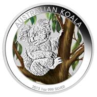 Australia / 1 AUD / 1oz .999 silver / 31.135 g / 40.60 g / Design: Tom Vaughan, Mintage: Mint-to-order.
