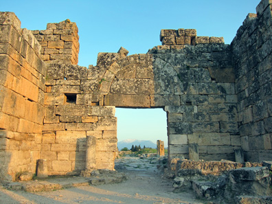 Italian archaeologists have conducted the Hierapolis excavation for 56 years. Photo: KW.