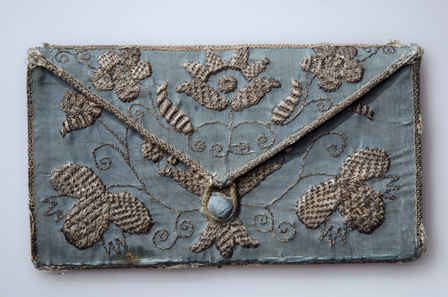 Wallet. France, around 1650-1680. BN inv. no. 96/709.