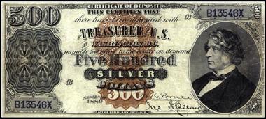 1880 $500.