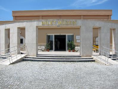 Museum von Milet. Foto: KW.